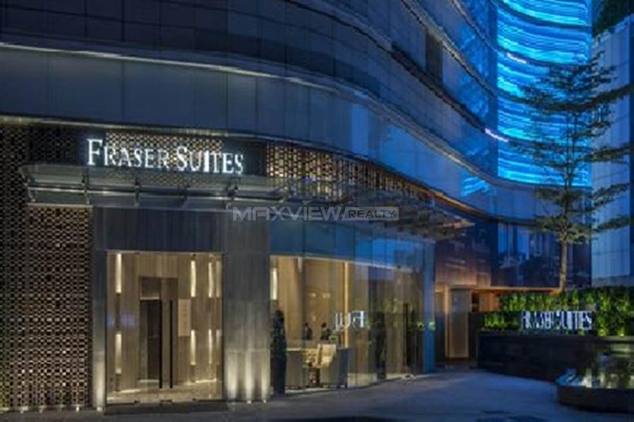 Fraser Suites 辉盛阁